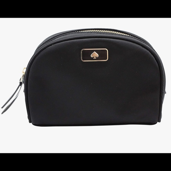 Kate Spade New York Small Dome Cosmetic Makeup Bag
